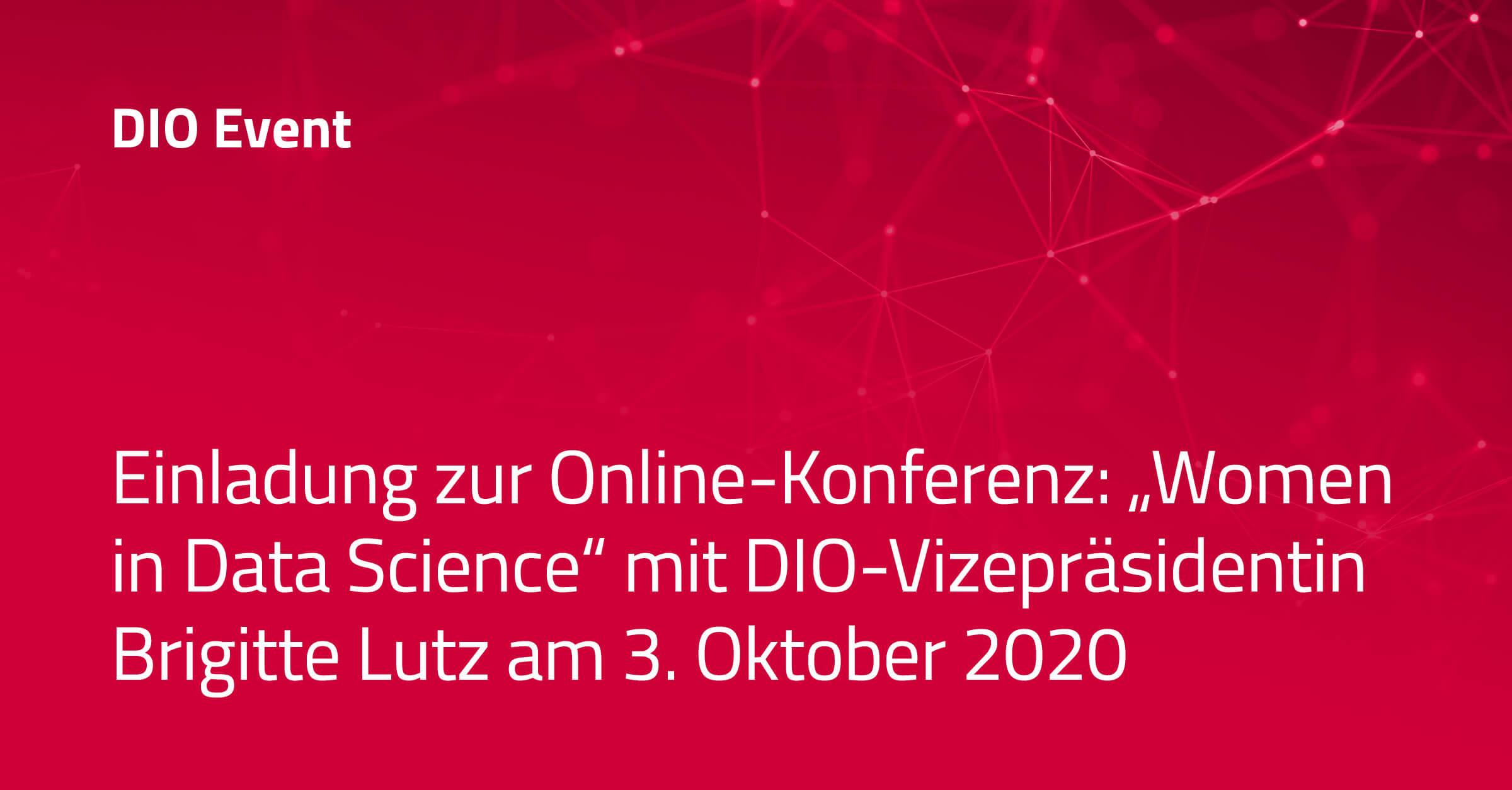 DIO_Event_EinladungWomeninDataScience