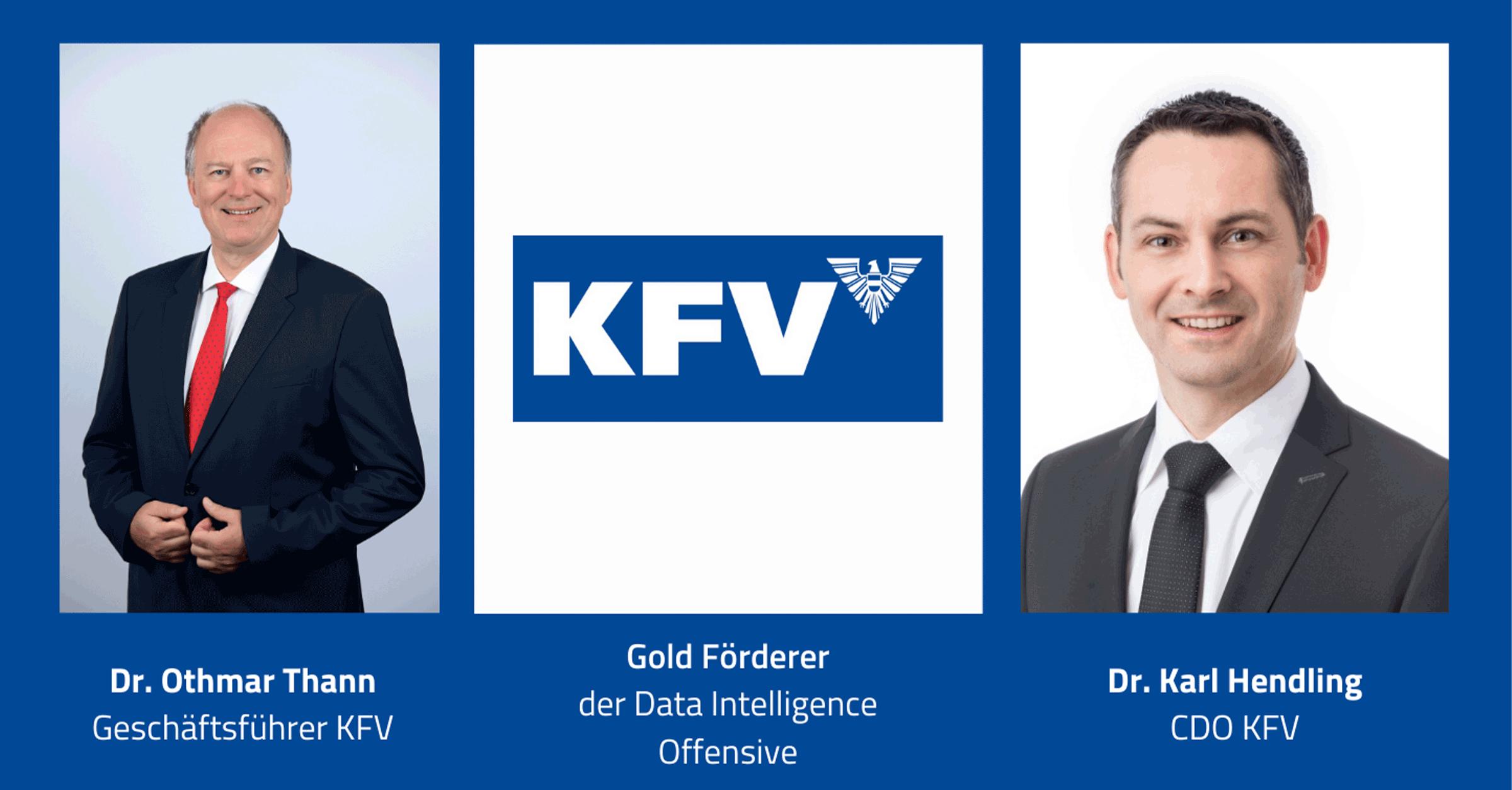 KFV ist Foerderer Gold