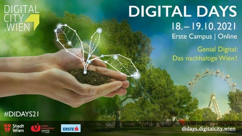 Digital Days 18.-19. Oktober 2021
