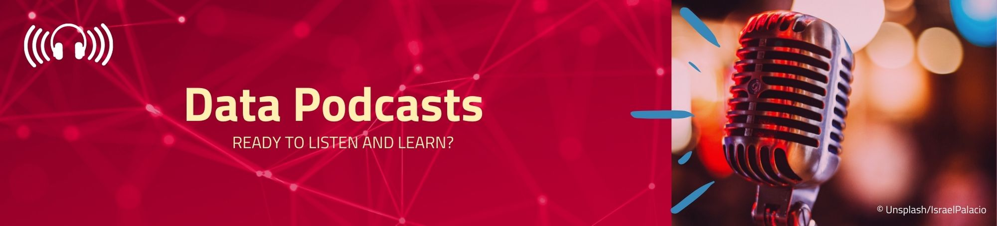Websitenbanner Podcasts