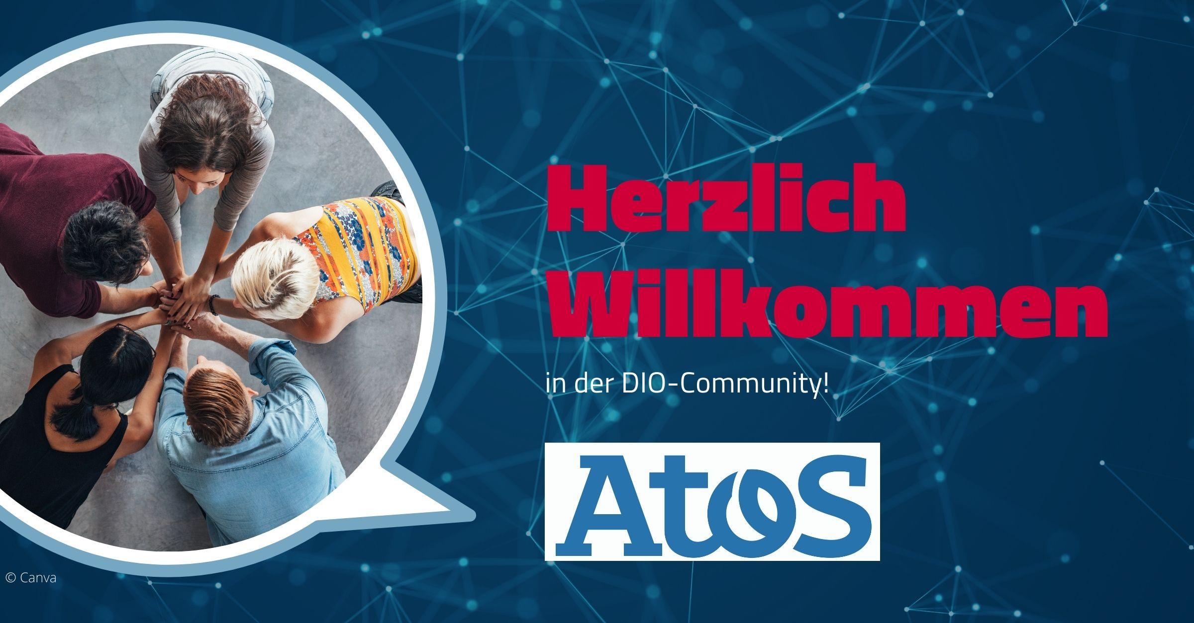 Beitragsbild Welcome Atos