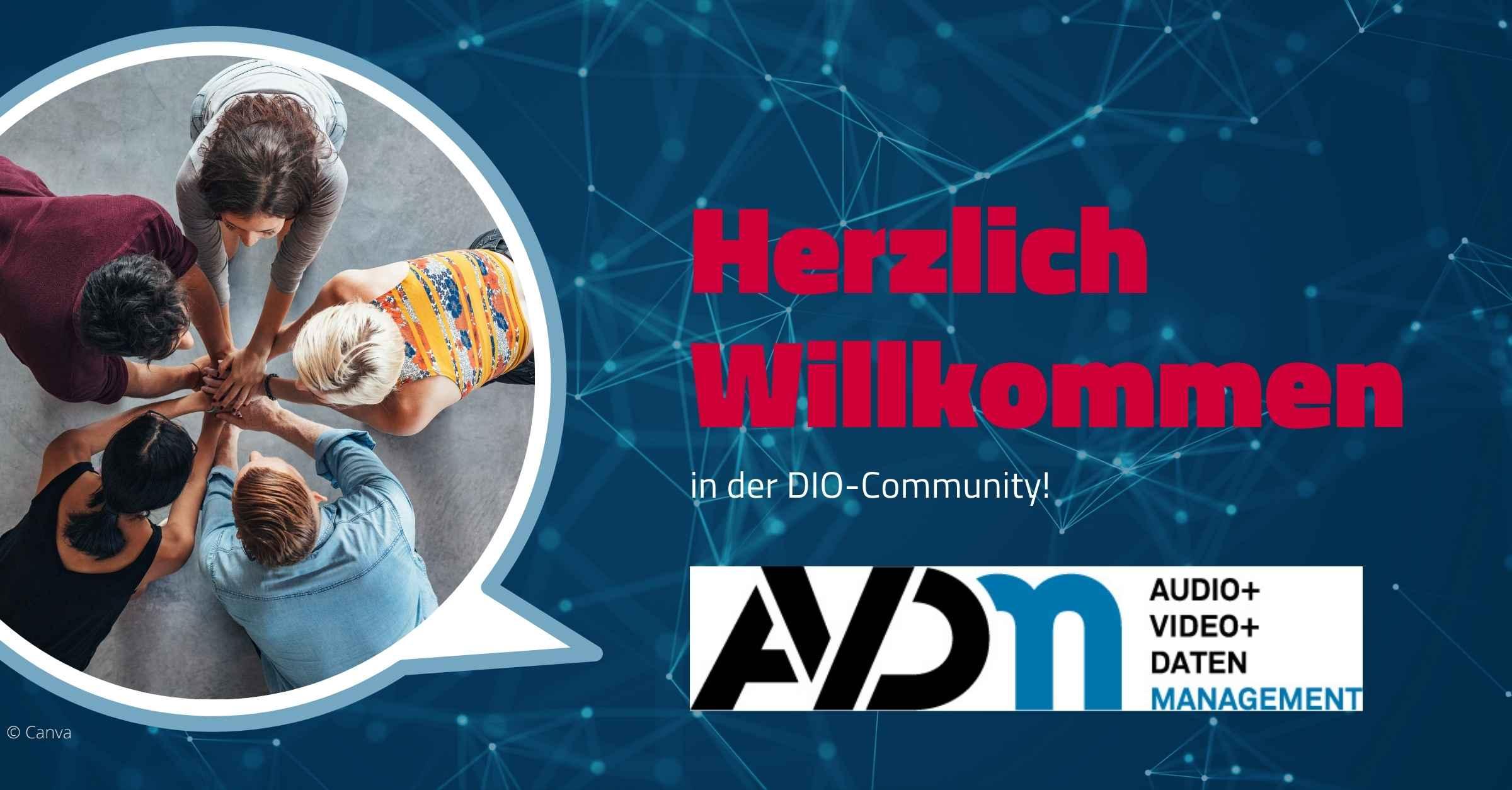 Willkommen im Netzwerk AVDM