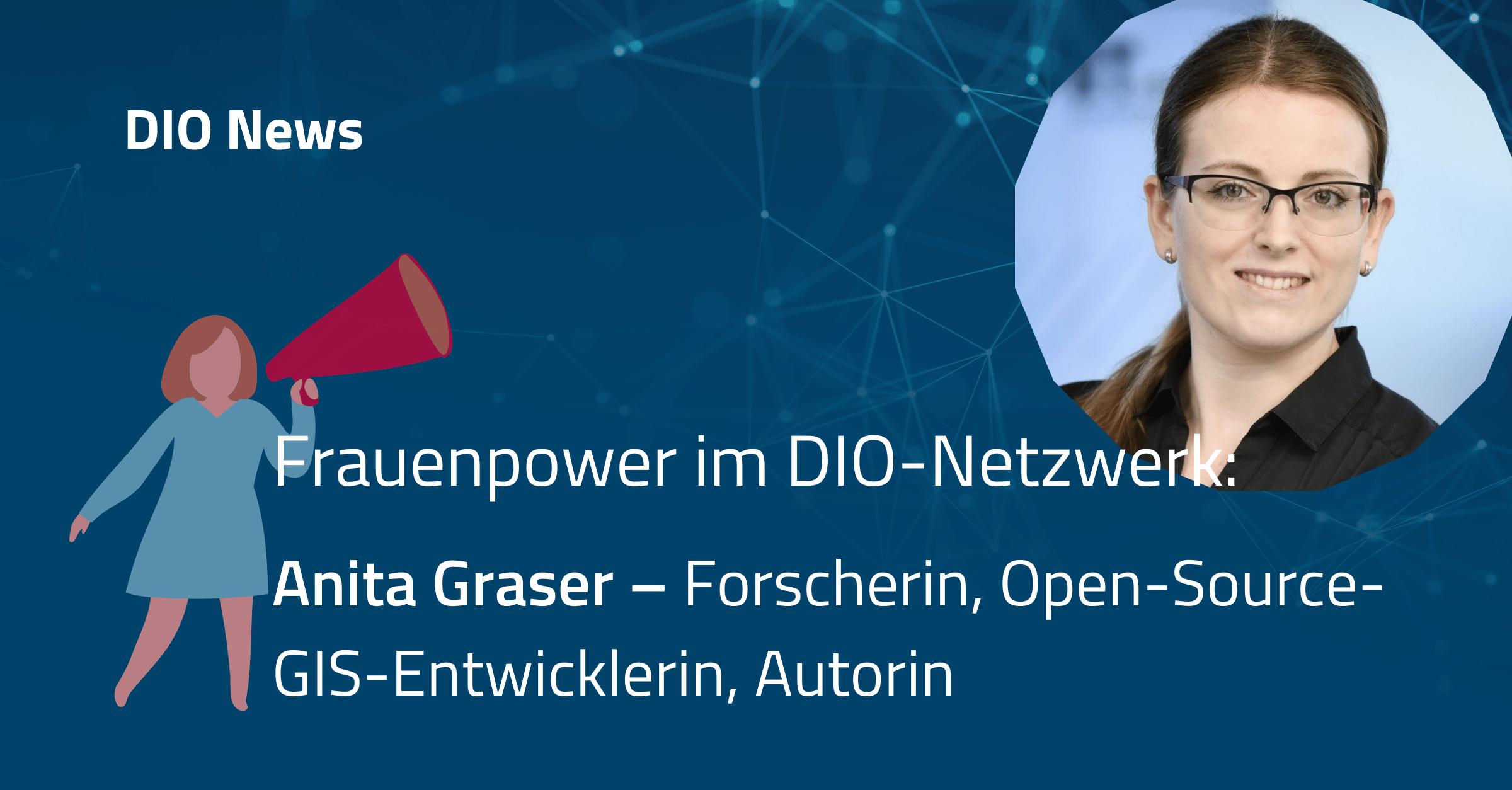 Anita Graser: Forscherin, Open-Source-GIS-Entwicklerin und Autorin