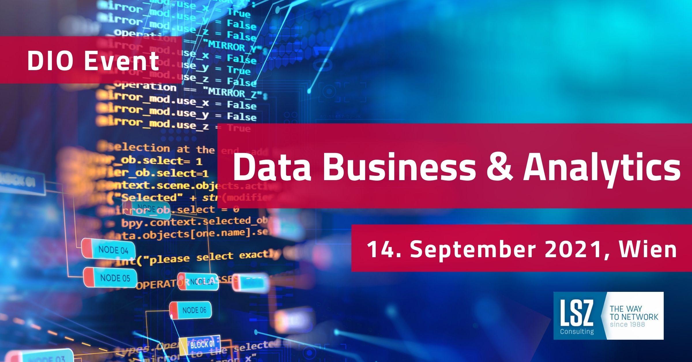Data Business & Analytics, 14.9.
