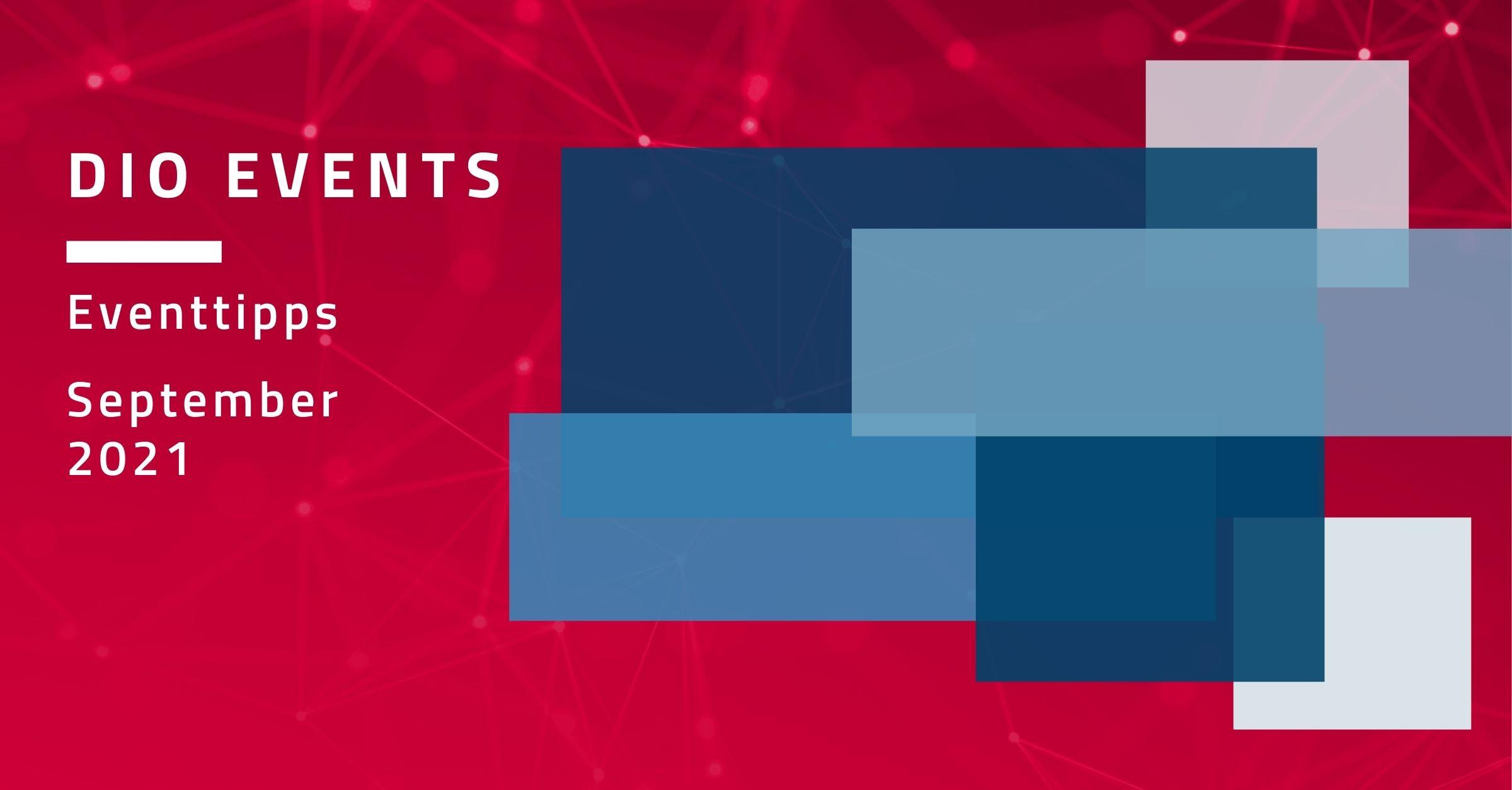Eventtipps September 2021