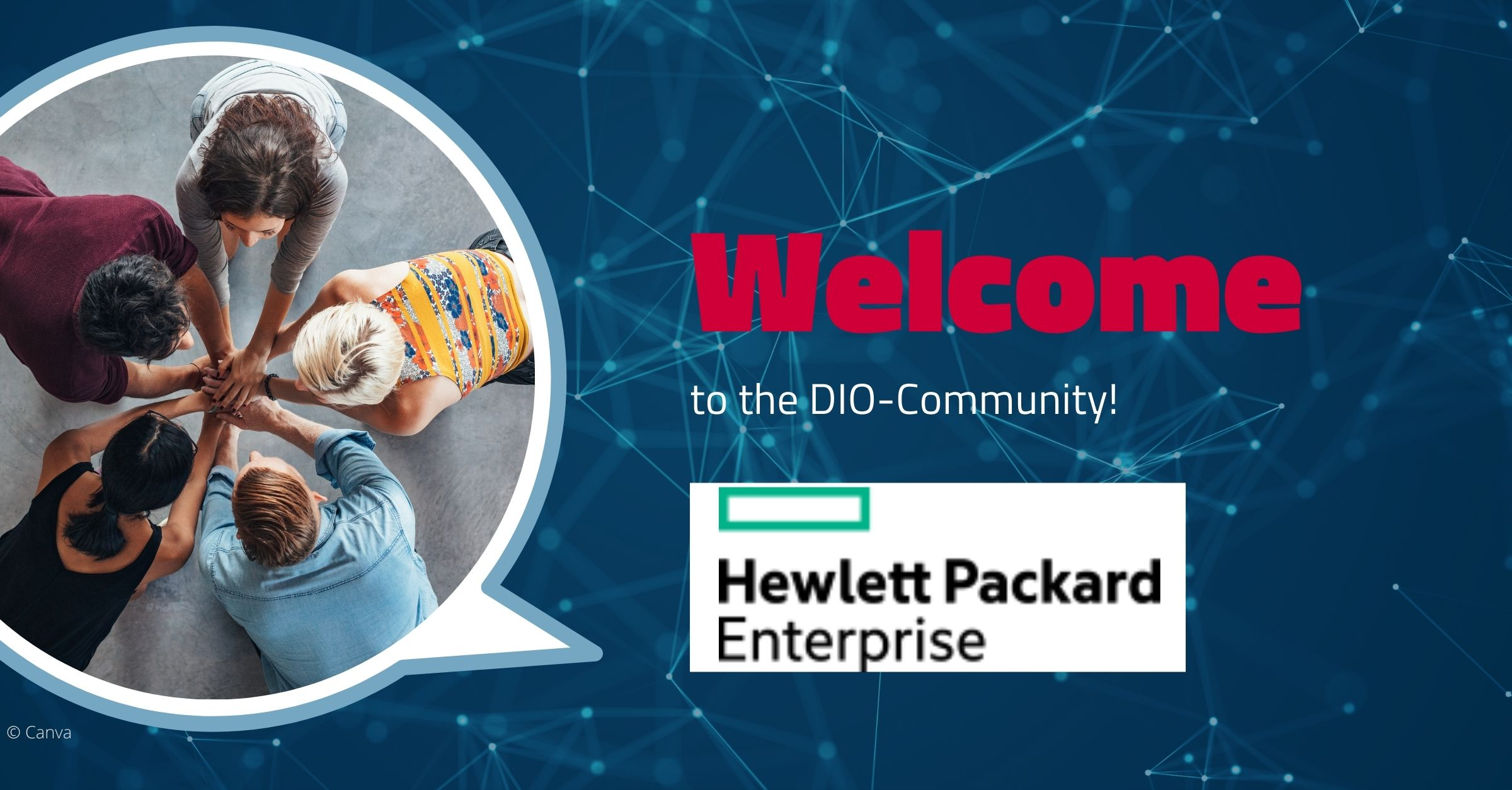 Welcome HPE