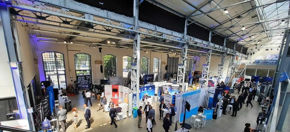 CIO Summit 2021 - Überblick über die Ausstellung
