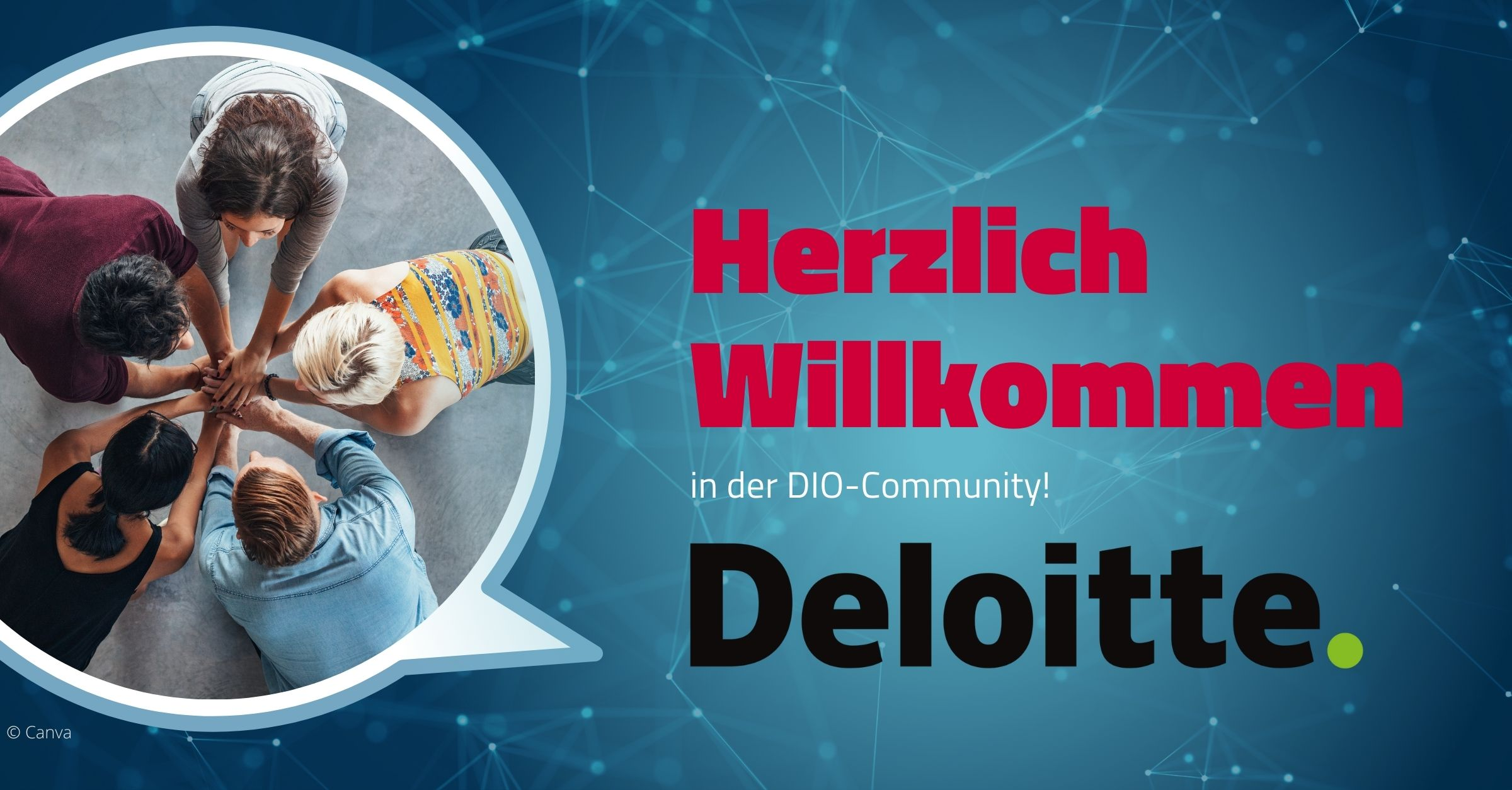 Herzlich Willkommen Deloitte