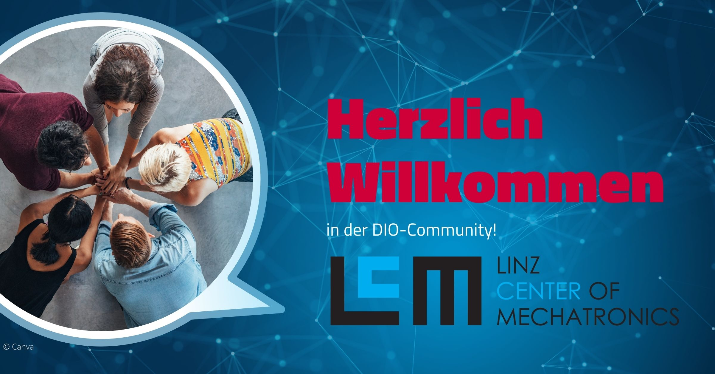 Willkommen im Netzwerk LCM